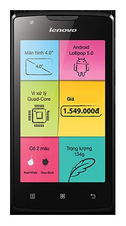 Smartphone 2 sim chip bốn nhân giá 15 triệu đồng - 2