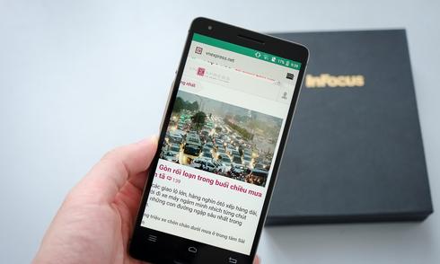 Bộ đôi Asus Zenfone dùng chip Qualcomm về Việt Nam