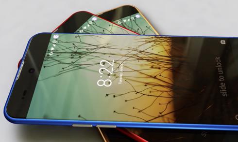 Samsung Galaxy Note 5 tạo ấn tượng về pin