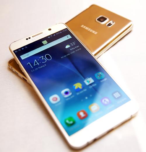 Viễn Thông A ưu đãi khách mua Galaxy Note 5