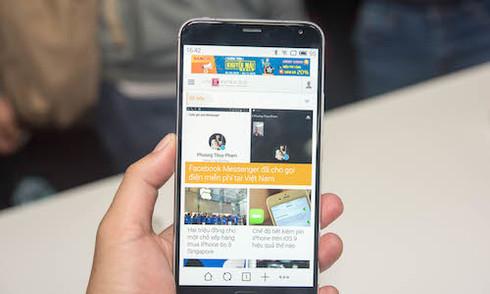 Meizu ra 'bản sao' iPhone 6, cấu hình ngang Galaxy Note 5