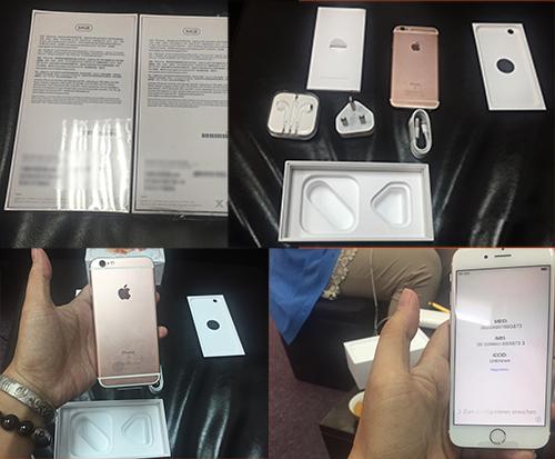 Một số mẫu iPhone 6s và 6s Plus tại Hong Kong được giao sớm hơn lịch của Apple.