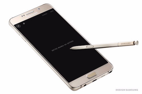 Samsung đã bổ sung chức năng chỉ cần rút bút là đã có thể thao tác ngay trên màn hình khóa mà không cần mở ứng dụng ghi chú ra.