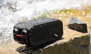 Loa không dây chống nước, hỗ trợ sạc năng lượng mặt trời