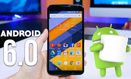 Galaxy Note 5 S6 sắp lên được Android 6 0
