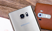 Galaxy Note 5 chụp ảnh đẹp hơn iPhone 6s Plus