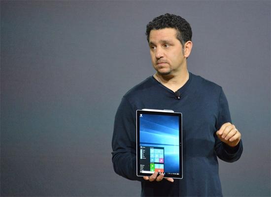 Surface Pro 4 trình làng giá từ 899 USD