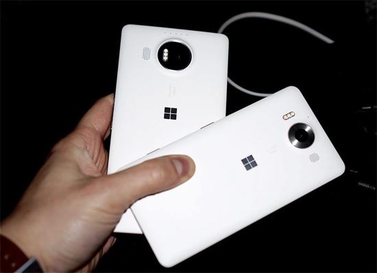 Microsoft ra mắt Lumia 950 và Lumia 950 XL