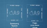 Cách kiểm tra iPhone 6s dùng chip Samsung hay TSMC