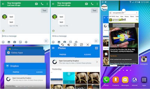Những thủ thuật ít người biết khi dùng Galaxy Note 5