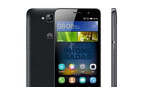 Huawei ra smartphone màn hình 5 inch giá rẻ, pin lớn