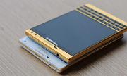 BlackBerry Passport Silver bản mạ vàng giá 26 triệu đồng