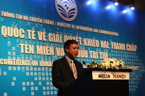 Ông Phạm Hồng Hải - Thứ trưởng Bộ TT&TT