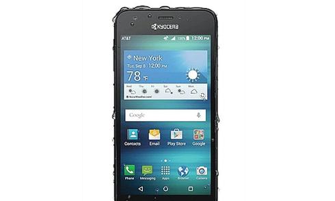 Smartphone Nhật giá 100 USD có chống nước