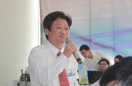 Ông Nguyễn Khắc Lịch, Trưởng ban tổ chức ACID 2015.