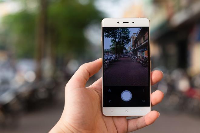 Smartphone mỏng như iPhone 6 từ Trung Quốc xuất hiện tại Việt Nam