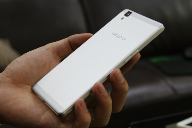 Oppo R7s xuất hiện ở Việt Nam, giá dự kiến 10 triệu đồng