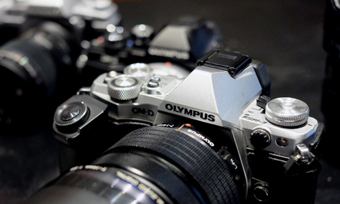 Loạt máy ảnh Olympus mới bán ở Việt Nam