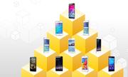 10 smartphone bán chạy nhất Việt Nam tháng 9/2015