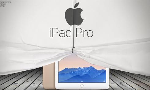 iPad Pro bắt đầu cho đặt hàng từ ngày mai