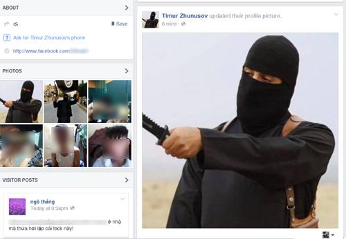 Những hành vi khiêu khích khủng bố trên mạng làm dư luận bất bình