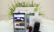 Mở hộp phablet 2 sim giá hơn 6 triệu đồng của HTC