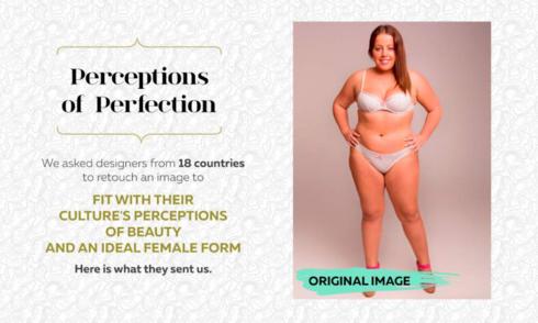 18 người đẹp từ Photoshop