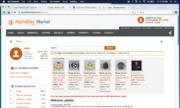 AlphaBay - chợ đen trên Dark Web