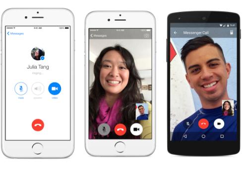 Facebook nâng cấp Messenger, cho gán biệt hiệu và đổi màu nền chat - 109071