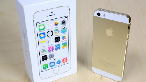 iPhone 5s chính hãng còn 8,5 triệu đồng, rẻ hơn hàng xách tay - 107235