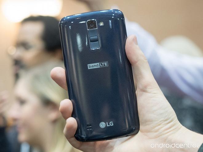 Bộ đôi smartphone tầm trung chụp ảnh đẹp của LG