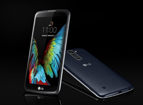 LG K10.