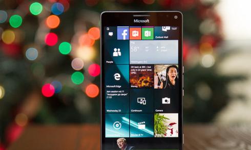 Những công nghệ đột phá trên Lumia 950