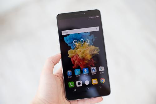 Trên tay Lenovo Phab - dế yêu màn hình cảm ứng khổng lồ, giá trị rẻ