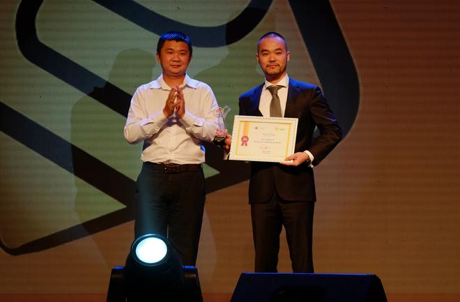 Những khoảnh khắc ấn tượng Tech Awards 2015