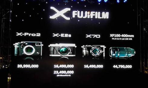 Ảnh thực tế Fujifilm X-Pro2