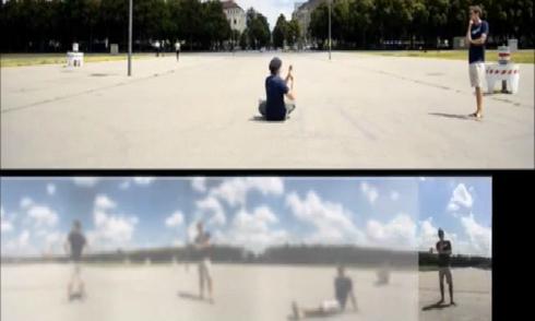 Mẹo chụp ảnh 'phân thân' với chế độ panorama
