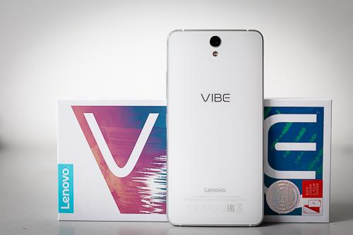 Trên tay Lenovo Vibe S1 - điện thoại chuyên selfie, kiểu dáng đẹp