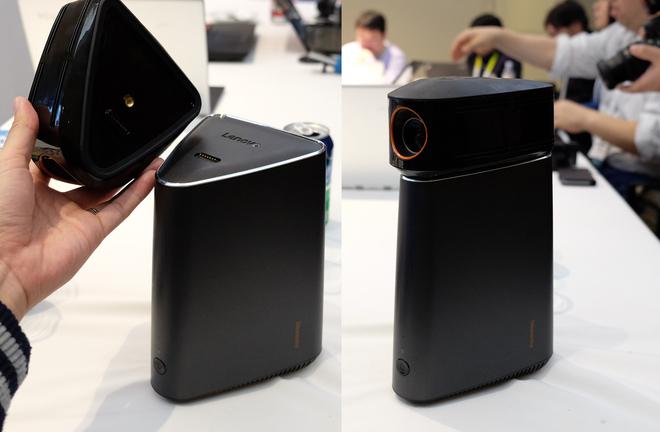 Lenovo ra laptop màn hình xoay mỏng nhất thế giới