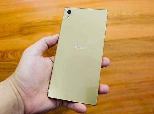 Sony Xperia Z5 Premium – smartphone đầu tiên có màn hình 4K