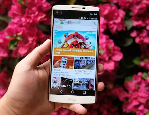 Đánh giá LG V10 – smartphone thay thế máy nghe nhạc cao cấp