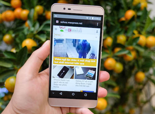 Mobiistar Prime X Grand – smartphone 4G giá tốt