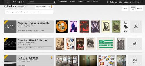 Google Art Project là công cụ hữu ích dành cho người đam mê nghệ thuật. Nó cho phép bạn chiêm ngưỡng những tác phẩm nghệ thuật từ các bảo tàng lớn nhất thế giới với độ phân giải cực cao.