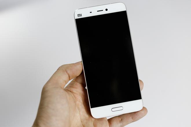 Xiaomi Mi5 về Việt Nam, giá hơn 10 triệu đồng