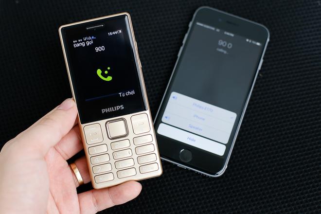 Điện thoại 900.000 đồng tính năng 'hai trong một'