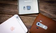 Nhiều smartphone cao cấp hàng xách tay rớt giá sâu