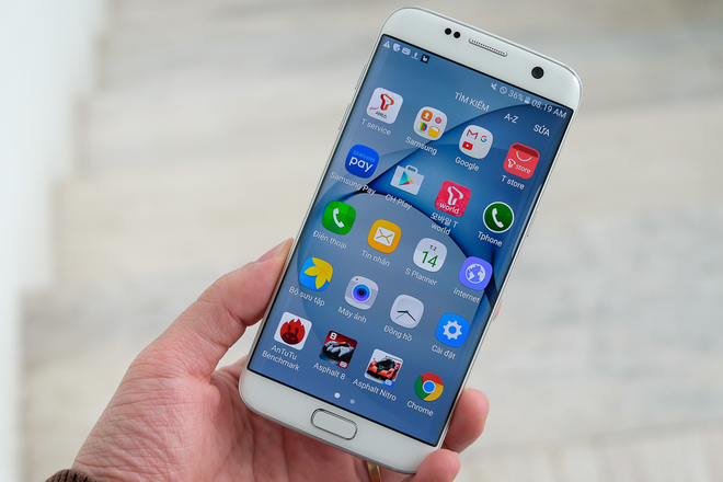 Samsung galaxy S7 Đài loan Cao Cấp
