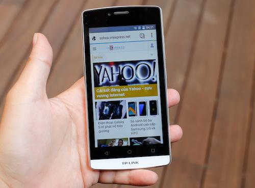 TP Link bán smartphone tại Việt Nam