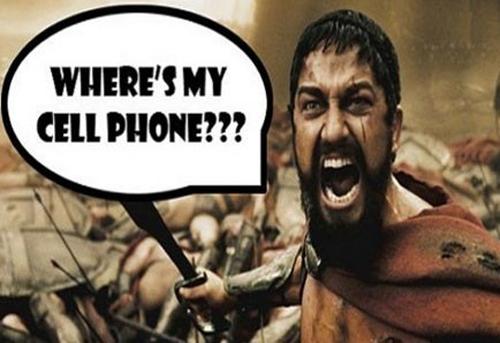 Những thống kê vui về điện thoại di động