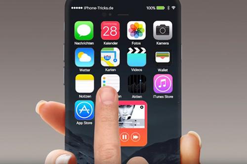 iOS 10 có thể được Apple giới thiệu trong tháng 6